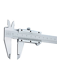 0-150MM Accuracy 0.02 Precision Vernier Caliper Line Card Instrument Level Measuring Tool