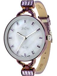 Julius® Watch Korea Watch Classic Women Watch Rhinestone Big Round Dial Schoolgirl Wristwatch JA-498 Cool Watches Unique Watches