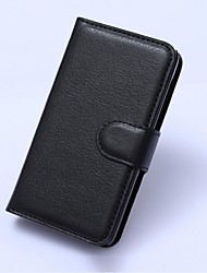Embossed PU Leather Wallet Phone Holder for Nokia Lumia 530