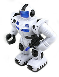 Walking Swing Lighting Music Electric Robot Toys