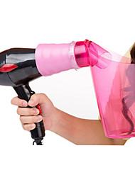 Утюжок для завивания Только для сухих волос / Для сухих и влажных волос / Others Подчеркивает кудри Паровая технология Оранжевый