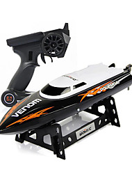 Wireless Remote Control Ship,Super Speed Boat 2.4G Children's Toy Model One Generation