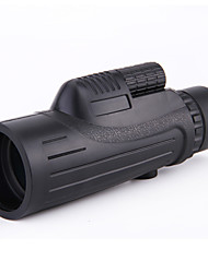Luxun 10 42mm mm Monocular BAK4 Weather Resistant # # Central Focusing Multi-coated General use Normal Black