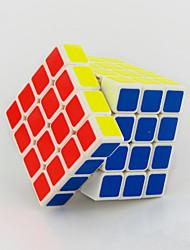 Yongjun® Гладкая Speed Cube 4*4*4 Скорость Кубики-головоломки черный увядает / Кот ABS