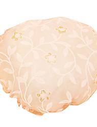 doubles dames imperméables de shampooing bain de bouchon satin de mode de douche cheveux turban