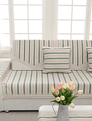 European Classical Sofa Cover Stripe Fabric Sofa Towel Four Seasons Sofa Cushion