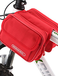 ROSWHEEL® Bike Bag 1.7LBike Frame Bag Waterproof Zipper / Moistureproof / Shockproof / Wearable Bicycle Bag Cloth / Terylene / PVCCycle
