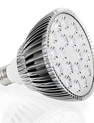 18W E27 12Red+6Blue Grow Light Lamp Veg Flower Indoor Hydroponic Plant Full Spectrum (85-265V)