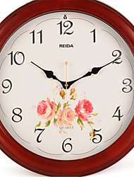 16 Inch Wooden Wall Clock