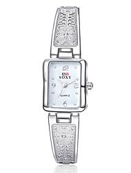 Women's SOXY  Luxury Brand Quartz Wristwatch Fashion Bracelet Watches(Assorted colors) Cool Watches Unique Watches
