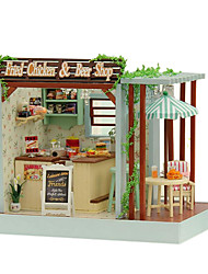 Hand Hut Chi Fun House Diy House Z-006 Model Creative Gift Birthday Gift