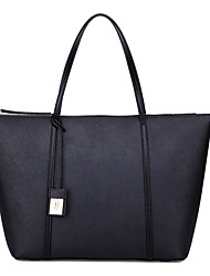 Neverout Simple Fashion Office Lady Shoulder Bag Large Capacity Vogue Sling Bag