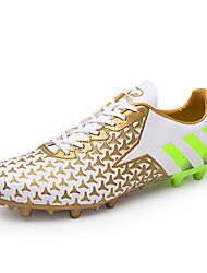 Voetbal Синий / Зеленый / Красный / Золотистый Обувь Мужской Искусственная кожа