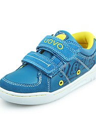 UOVO Baby Shoes Casual PU / Suede Fashion Sneakers Blue