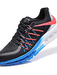 Sapatos Tênis Feminino Preto Tecido