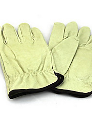 pigskin wear-resistin soft glove