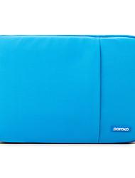 pofoko® 13.3 / 14 / 15.6 polegadas oxford tecido laptop manga azul / rosa / cinza
