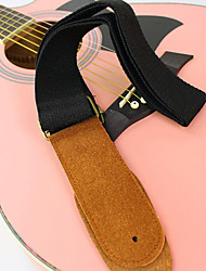 First layer of leather, senior guitar straps, folk guitar straps, acoustic guitar straps