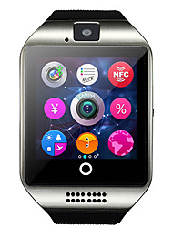 Q18 intelligente orologio con fotocamera touch screen per il telefono Android e iOS