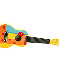 Wood Random Simulation Child Guitar for Children All Musical Instruments Toy