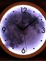 Модерн Прочее Настенные часы,Прочее Акрил 30*30*5 Часы