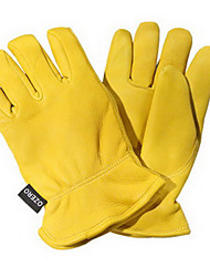 Deerskin soft glove