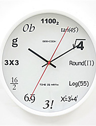 Simple wall clock 40