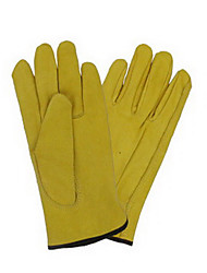 cowhide wear-resistin Low temperature resistance glove