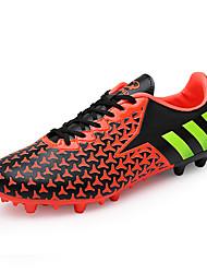 Homme-Extérieure Sport-Orange-Talon Plat-Confort-Chaussures d'Athlétisme-Similicuir