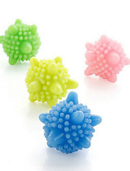 1PCs Detergent Winding Preventing Magic Washing Wash Laundry Ball Starfish Shape Laundry Ball