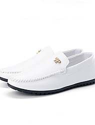 Men's Shoes Casual  Loafers Black / Yellow / White