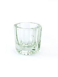 Cristal Octagon Lave Nail Art poudre liquide acrylique