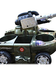 A Rmored Control Tank Ship Deformation of Amphibious Tank Water Injection of Raider Buggies Toys for Children