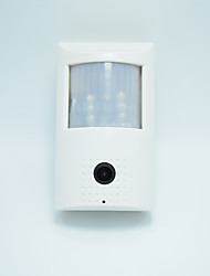 960P IR CUT Night Vision Mini Ip Camera 48pcs 940nm Led Pir Network Camera Motion Detector Hidden Built in Microphone