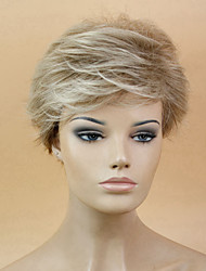 Heat Resistant Cheap Fake Hair Wig Short Synthetic Wigs for Women