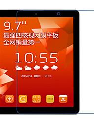 alto protector de pantalla transparente para la película protectora de la tableta de Teclast p98hd