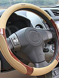 niversal Anti Slip Leather Car Steering Wheel Stitch On Wrap Cover,Steering Wheel Cover