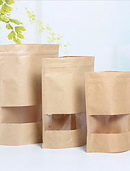 Tea and Nut Kraft Paper Food Packaging Bag