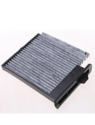 Air Conditioning Filter Element Grid Double Effect Of Activated Carbon Filter, Moisture, Odor