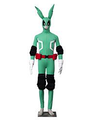 Inspirado por Mi héroe Academia batalla para Todos / Boku no héroe Academia Midoriya Izuku Animé Disfraces de cosplay Trajes CosplayUn