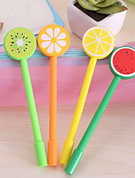 lovely lollipop frutas caneta neutra