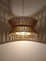 Chandeliers / Pendant Lights/ Modern/Hallway / Dining Room / Study Room/Office / Kids Room/Entry   Designers Wood/Bamboo
