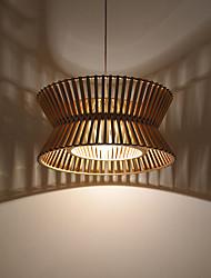 Chandeliers / Pendant Lights/ Modern/Hallway / Dining Room / Study Room/Office / Kids Room/Entry   Designers Wood/Bamboo
