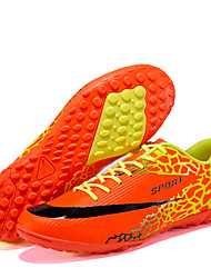 Men's Shoes Synthetic Athletic Shoes Soccer Lacing Training Shoes Black / Blue / Green / Orange