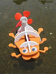 Educational toys science experiment kit small beetle amphibious vehicles for students