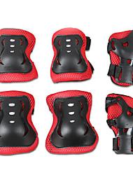 Kniebandage / Ellbogen Bandage / Handgelenkstütze Sport unterstützen Atmungsaktiv Fitness Schwarz