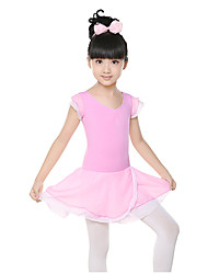 Shall We Ballet Dresses Children's Training Chiffon  Ruched Dress