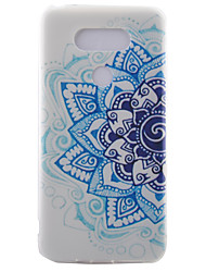 Mandala Pattern Frosted TPU Material Phone Case for LG G5