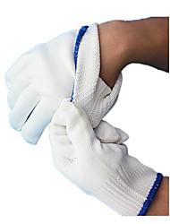 700 g usar 500g nylon espessamento antiderrapante aumentou dez pinos gauntlets luvas