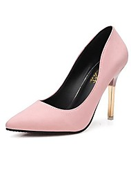 Women's Shoes Libo New Style Hot Sale Wedding / Party & Evening / Dress Black / Pink / Gray Stiletto Heels